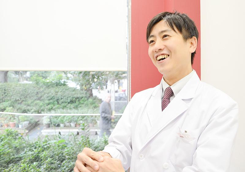 歯科医師 古屋吉勝