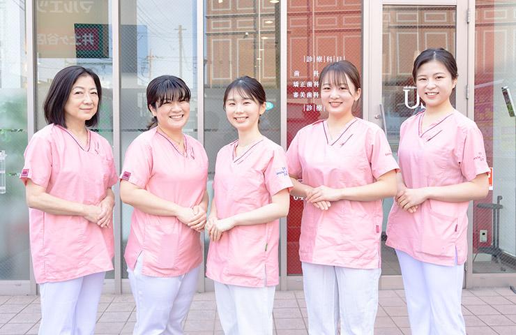 歯科衛生士集合